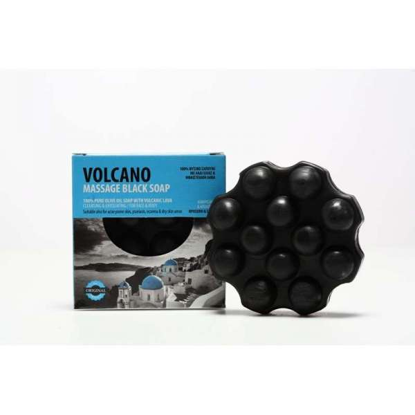 VOLCANO SOAP MASSAGE