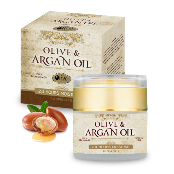 ARGAN 24HOURS MOISTURE CREAM