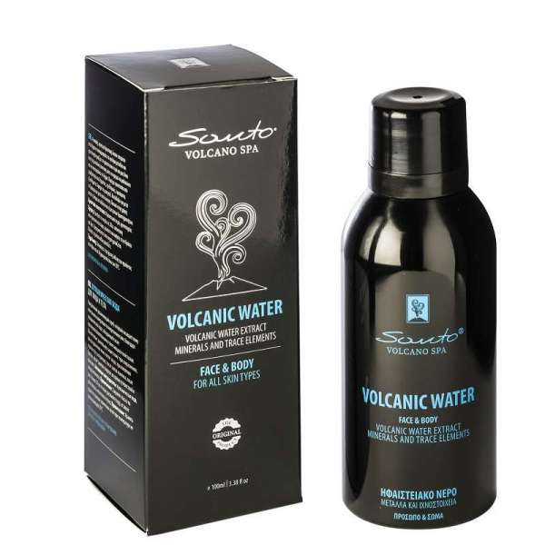 Volcanic Water for Face and...