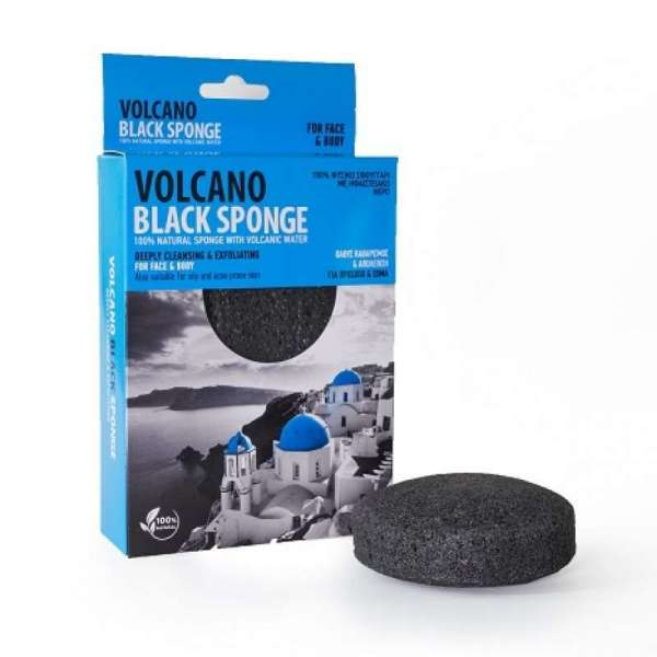 Volcano Black Sponge - maxi...
