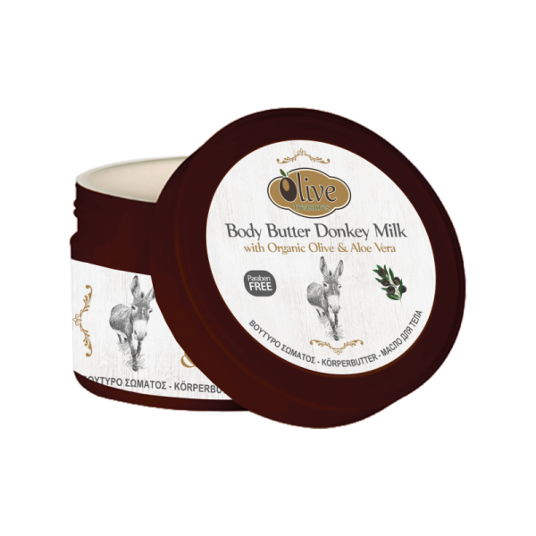 Donkey Milk & Olive Treasures  Body Butter 280ml