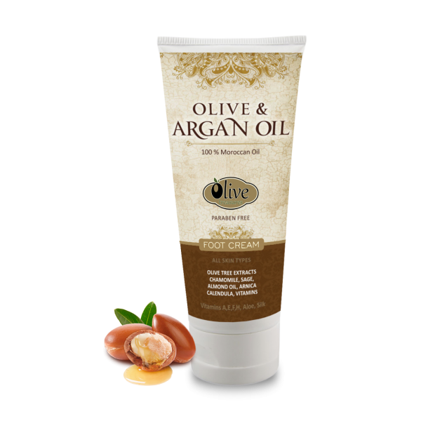 ARGAN FOOT CREAM 100ml