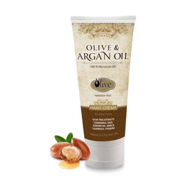 ARGAN OIL HAND CREAM 100ml