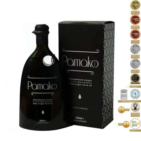 Pamako Olive Oil - Μοναδικό...