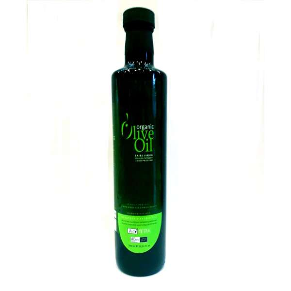 Organic Olive Oil...