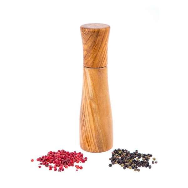 Olive Wood Salt -Pepprmill...