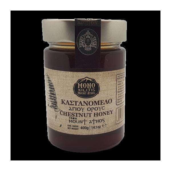 Organic Chestnut Hony -...
