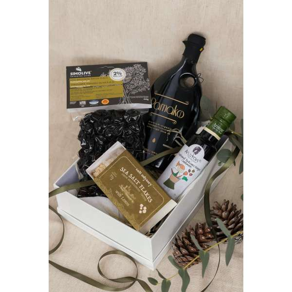 Premium bio gift box