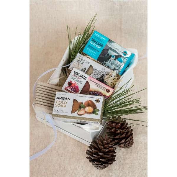 Luxury soaps box
