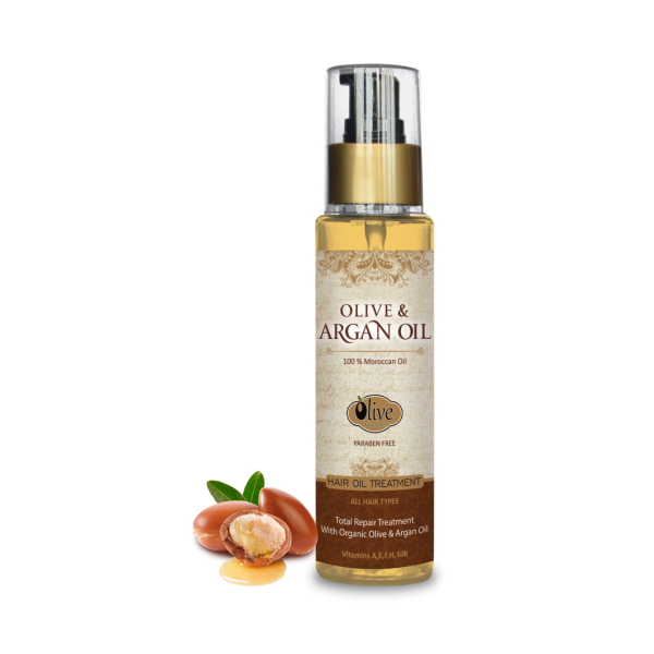 ARGAN HAIR OIL TREATMENT 100ml