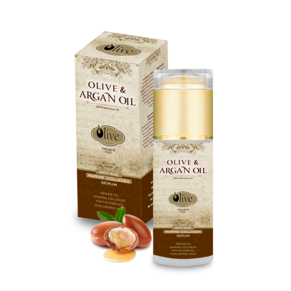 ARGAN & MARINE COLLAGEN...