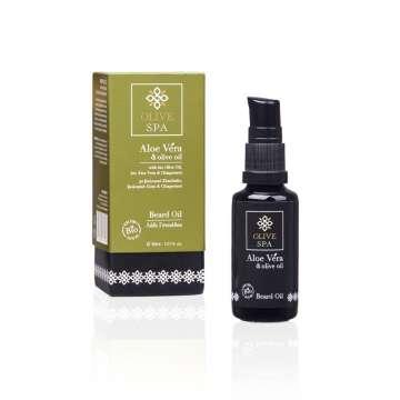 Beard Oil - Organic & Vegan
