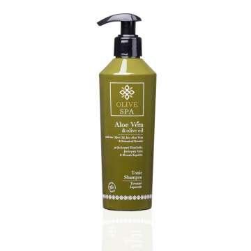 Tonic Shampoo - Organic &...